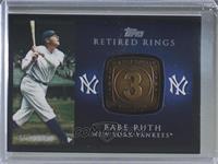 Babe Ruth #/736