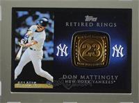 Don Mattingly #/736