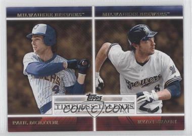 2012 Topps - Timeless Talents #TT-1 - Paul Molitor, Ryan Braun