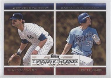2012 Topps - Timeless Talents #TT-3 - Don Mattingly, Eric Hosmer