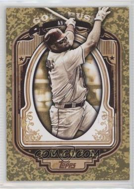 2012 Topps - Wrapper Redemption Gold Rush #1 - Albert Pujols