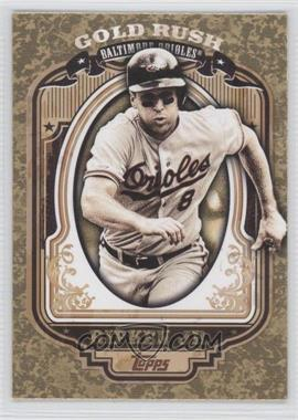 2012 Topps - Wrapper Redemption Gold Rush #54 - Cal Ripken Jr.
