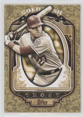 2012 Topps - Wrapper Redemption Gold Rush #89 - Mike Trout