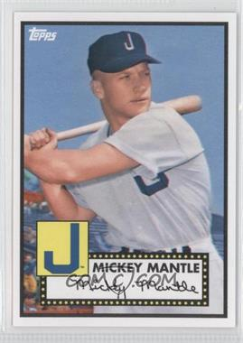 2012 Topps '52 Retro VIP - National Convention [Base] #409 - Mickey Mantle