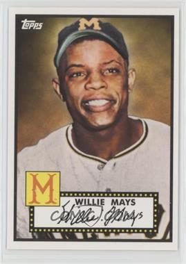 2012 Topps '52 Retro VIP - National Convention [Base] #410 - Willie Mays