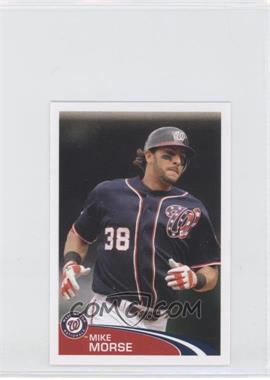 2012 Topps Album Stickers - [Base] #194 - Mike Morse