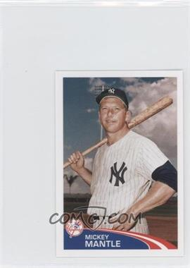 2012 Topps Album Stickers - [Base] #27 - Mickey Mantle