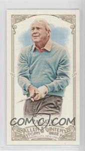 2012 Topps Allen & Ginter's - [Base] - Minis Allen & Ginter Back #105 - Arnold Palmer