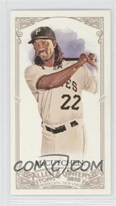 2012 Topps Allen & Ginter's - [Base] - Minis Allen & Ginter Back #128 - Andrew McCutchen