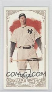 2012 Topps Allen & Ginter's - [Base] - Minis Allen & Ginter Back #169 - Mark Teixeira