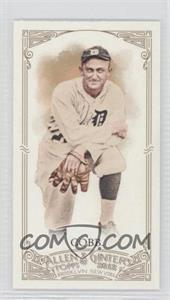 2012 Topps Allen & Ginter's - [Base] - Minis Allen & Ginter Back #197 - Ty Cobb