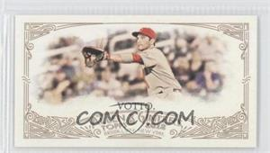 2012 Topps Allen & Ginter's - [Base] - Minis Allen & Ginter Back #206 - Joey Votto