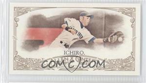 2012 Topps Allen & Ginter's - [Base] - Minis Allen & Ginter Back #229 - Ichiro Suzuki
