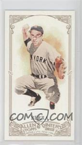 2012 Topps Allen & Ginter's - [Base] - Minis Allen & Ginter Back #23 - Yogi Berra