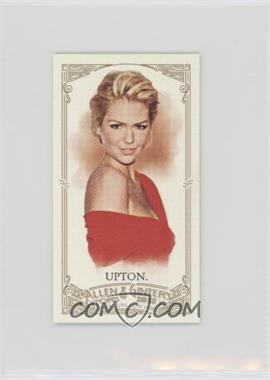2012 Topps Allen & Ginter's - [Base] - Minis Allen & Ginter Back #232 - Kate Upton