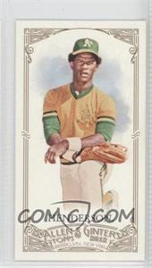 2012 Topps Allen & Ginter's - [Base] - Minis Allen & Ginter Back #254 - Rickey Henderson