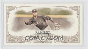 2012 Topps Allen & Ginter's - [Base] - Minis Allen & Ginter Back #29 - Hanley Ramirez