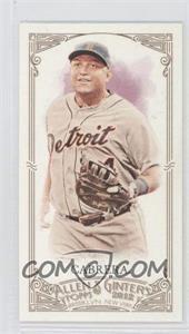 2012 Topps Allen & Ginter's - [Base] - Minis Allen & Ginter Back #3 - Miguel Cabrera