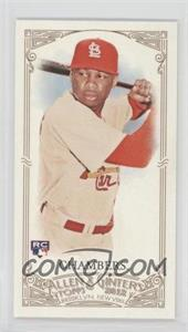 2012 Topps Allen & Ginter's - [Base] - Minis Allen & Ginter Back #301 - Adron Chambers