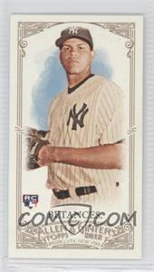 2012 Topps Allen & Ginter's - [Base] - Minis Allen & Ginter Back #315 - Dellin Betances