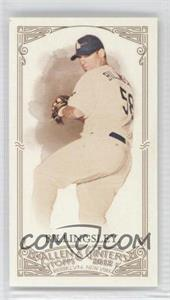 2012 Topps Allen & Ginter's - [Base] - Minis Allen & Ginter Back #321 - Chad Billingsley