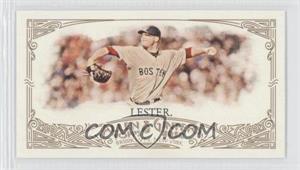 2012 Topps Allen & Ginter's - [Base] - Minis Allen & Ginter Back #327 - Jon Lester