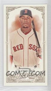 2012 Topps Allen & Ginter's - [Base] - Minis Allen & Ginter Back #331 - Carl Crawford