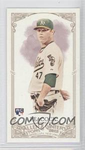 2012 Topps Allen & Ginter's - [Base] - Minis Allen & Ginter Back #39 - Brad Peacock