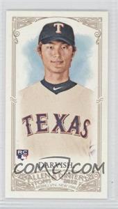 2012 Topps Allen & Ginter's - [Base] - Minis Allen & Ginter Back #4 - Yu Darvish