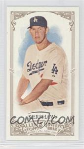 2012 Topps Allen & Ginter's - [Base] - Minis Allen & Ginter Back #41 - Clayton Kershaw
