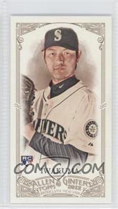 2012 Topps Allen & Ginter's - [Base] - Minis Allen & Ginter Back #53 - Hisashi Iwakuma