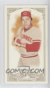 2012 Topps Allen & Ginter's - [Base] - Minis Allen & Ginter Back #6 - Johnny Bench
