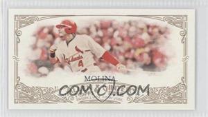 2012 Topps Allen & Ginter's - [Base] - Minis Allen & Ginter Back #66 - Yadier Molina