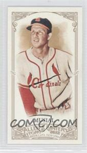 2012 Topps Allen & Ginter's - [Base] - Minis Allen & Ginter Back #88 - Stan Musial