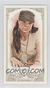 2012 Topps Allen & Ginter's - [Base] - Minis Allen & Ginter No Number #ANDU - Annie Duke