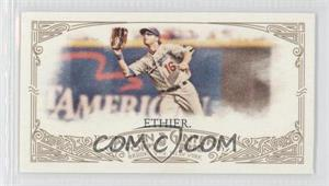2012 Topps Allen & Ginter's - [Base] - Minis Allen & Ginter No Number #ANET - Andre Ethier