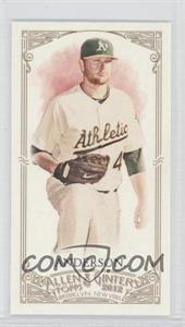 2012 Topps Allen & Ginter's - [Base] - Minis Allen & Ginter No Number #BRAN - Brett Anderson