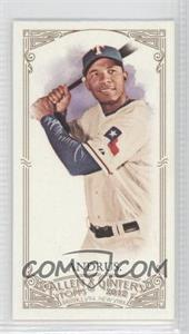 2012 Topps Allen & Ginter's - [Base] - Minis Allen & Ginter No Number #ELAN - Elvis Andrus
