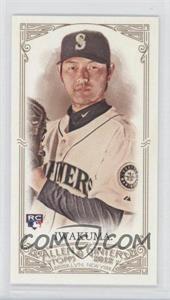 2012 Topps Allen & Ginter's - [Base] - Minis Allen & Ginter No Number #HIIW - Hisashi Iwakuma