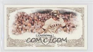 2012 Topps Allen & Ginter's - [Base] - Minis Allen & Ginter No Number #PASA - Pablo Sandoval