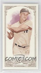 2012 Topps Allen & Ginter's - [Base] - Minis Allen & Ginter No Number #ROMA - Roger Maris
