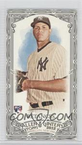 2012 Topps Allen & Ginter's - [Base] - Minis Black Border #315 - Dellin Betances