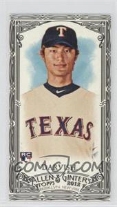 2012 Topps Allen & Ginter's - [Base] - Minis Black Border #4 - Yu Darvish