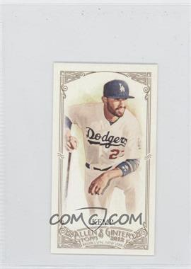 2012 Topps Allen & Ginter's - [Base] - Minis Red Allen & Ginter Baseball Back #200 - Matt Kemp /25