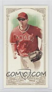 2012 Topps Allen & Ginter's - [Base] - Minis #140 - Mike Trout