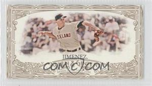 2012 Topps Allen & Ginter's - [Base] - Retail Minis Gold Border #174 - Ubaldo Jimenez