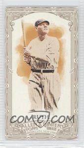 2012 Topps Allen & Ginter's - [Base] - Retail Minis Gold Border #176 - Babe Ruth