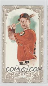 2012 Topps Allen & Ginter's - [Base] - Retail Minis Gold Border #47 - Buster Posey
