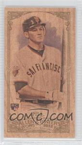 2012 Topps Allen & Ginter's - [Base] - Wood Minis #192 - Brett Pill /1