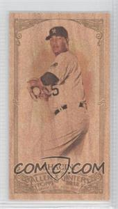 2012 Topps Allen & Ginter's - [Base] - Wood Minis #195 - Jhoulys Chacin /1
